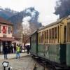 Mocănița de la Vişeu de Sus, ultima cale ferată forestieră cu abur