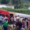 Accident feroviar în Camerun. 55 de morți și 575 de răniți!