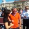 Nadia Comăneci îi provoacă pe Ţiriac şi Hagi