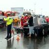 Accident tragic pe DN 1 soldat cu șase morți
