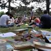 """""""Citim în iarbă"""", pe 28 septembrie, în Parcul Herăstrău"""