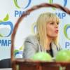Doar 3% dintre bucureşteni o vor pe Udrea preşedinte