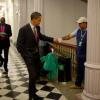 Obama a votat anticipat la scrutinul legislativ parţial din SUA