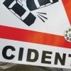 Trei maşini implicate într-un accident pe DN 1. Două persoane rănite!