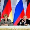 Merkel îl va felicita pe Putin