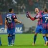 Steaua învinge în Bănie şi completează tabloul semifinalelor