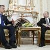 Orban, primit de Putin la Moscova