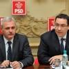 Ponta și Dragnea se contrează pe tema moțiunii de cenzură
