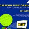 Caravana Filmelor NexT, în nouă orașe din țară