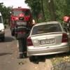 Accident grav în Capitală. Două mașini s-au ciocnit violent!