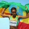 Etiopianca Mare Dibaba a câștigat aurul în proba de maraton