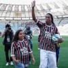 Ronaldinho se vrea senator în Brazilia