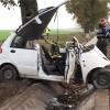 Accident teribil în județul Tulcea, soldat cu doi morți