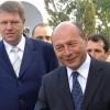 Ponta: Băsescu este de o sută de ori peste Iohannis!