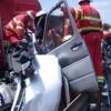 Accident mortal pe DN7. Un mort și 5 răniți!