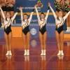 România, 13 medalii la CE de gimnastică aerobică