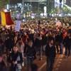Proteste de amploare în București și în alte orașe