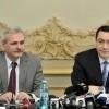 Atacurile dintre Ponta și Dragnea se întețesc