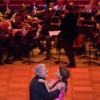 Placido Domingo, la Balul Operei din Viena