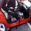 Accident groaznic lângă Agigea. Trei tinere, rănite grav!