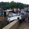 Accident groaznic la Tomești, în Iași