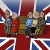 Britanicii din alte țări se tem de Brexit!