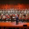 Corul Armatei Roșii, concert la Sala Palatului