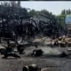 Imagini șocante ale exploziei de la Mihăilești