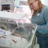 Nou incubator, donat Maternității Giulești Giulești
