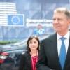Iohannis, la Consiliul European