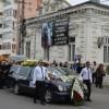 Lacrimi și durere, la înmormântarea lui Dan Eugen Cristodor