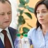 Alegeri Moldova: Dodon și Sandu se vor confrunta în turul II!