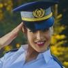 Cea mai sexy polițistă din România