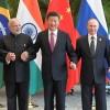Liderii BRICS s-au reunit în India