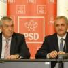 Dragnea şi Tăriceanu, scurtă întrevedere la sediul ICR