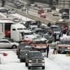 Zeci de mașini, accident în lanț în SUA