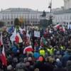 O noua zi de proteste la Varșovia