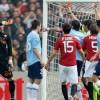 AS Roma o învinge pe Lazio pe Olimpico