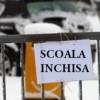 Școli închise, vineri, în București și șase județe