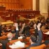 Scandal uriaș în plenul Camerei