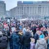 Moartea Regelui Mihai suspendă protestele