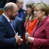 Schulz, învins de Merkel în alegerile regionale