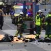 Crește bilanțul negru al atentatului de la Stockholm