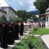 Mănăstirea Văratec, hrană spirituală pentru mii de pelerini