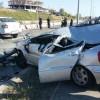 Accident în Constanța. Două persoane, în stare gravă!