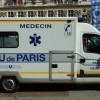 Alertă de securitate lângă Luvru