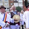 Dragnea, în costum popular, la Năsăud