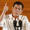 Duterte vrea să împuște criminalii și violatorii