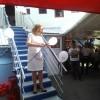 Maria Grapini a tăiat panglica celui mai atractiv obiectiv turistic din Buziaș!