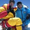 Justin Ionescu a atins vârful Everest